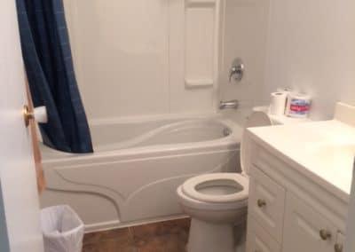 Pickle Lake - Bathroom